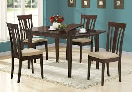 Amazoncom Monarch Specialties Dining Table With 12 Inch Butterfly