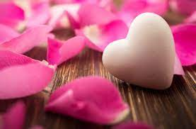 132675 #Pink, #4K, #Love Heart, #Rose ...