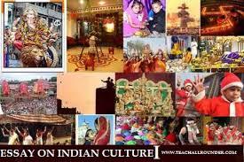 essay on indian culture teach all rounder