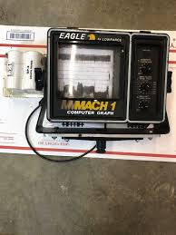 Best Untested Eagle By Lowrance Mach 1 Computer Graph Fish