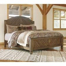 Bedroom at Berry's Furniture