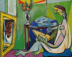 pablo picasso cubism paintings muse pablo picasso wikipaintings