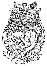 owl coloring pages for adults. Beautiful Owl Best Of Owl Mandala Coloring Pages Free 9g  Page  Adult On Owl Coloring Pages For Adults
