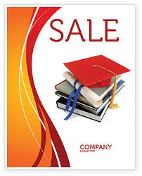 education poster templates higher education sale poster template in microsoft word publisher