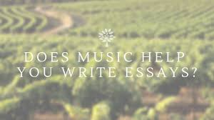 Does Music Help You Write Essays Nz Game Developers Association