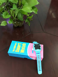 Đồng hồ định vị thông minh cho trẻ em Smart Watch Y88.