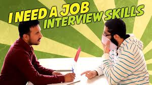 i need a job interview skills on vimeo interview skills