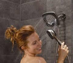 dual head shower fixtures