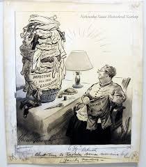 """12523-198 - Cartoon; Herbert Johnson; """"Family Mending"""""""