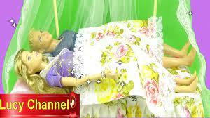 Đồ chơi Lucy Búp bê Barbie & Ken review giường búp bê xinh đẹp Toy story -  YouTube