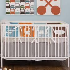 studio crib bedding  transportation