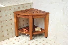 teak corner shower stool corner stool for shower teak shower stool corner teak why a teak