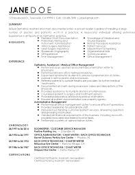 Ophthalmic Technician Resume Professional Ophthalmic Assistant Templates to Showcase Your Talent 1