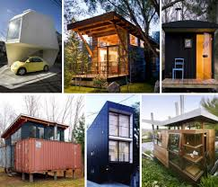 Small Picture 14 More Modern Tiny Houses Backyard Getaways WebEcoist