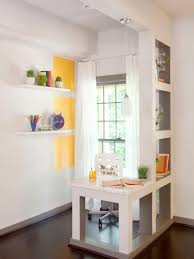 Small Home Office Ideas HGTV Mesmerizing Home Office Space Ideas