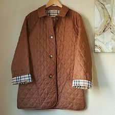 80% off Burberry Jackets & Blazers - Burberry Womens Classic ... & Burberry Womens Classic Quilted Jacket Adamdwight.com