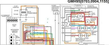 goodman gas furnace wiring diagram wiring diagrams icm286 replacement furnace control board for goodman pcbbf112s