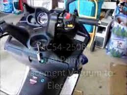 mc54 250b replace fuel pump vacuum to electric mc54 250b replace fuel pump vacuum to electric