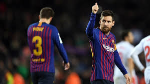 All Time Top Scorers Messi Reaches 400 Liga Goals Uefa