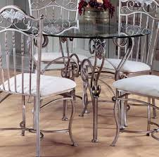 round glass top dining table metal base best gallery of tables on riverside furniture coffee table