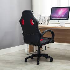 high office desk. Furniture Bucket Seat Office Chair The Best High Back Race Car Style Desk