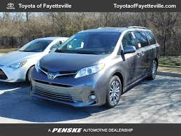 2018 New Toyota Sienna XLE FWD 8-Passenger at Toyota of ...