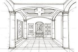 Interior Design Best Drawing Drawing Skill Awesome Drawing Interior Design