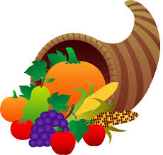 Image result for thanksgiving food clip art