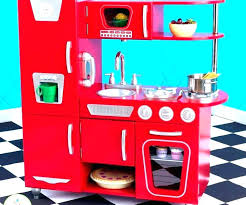 kidkraft red vintage kitchen 53173 red vintage kitchen for large size of replacement retro red retro