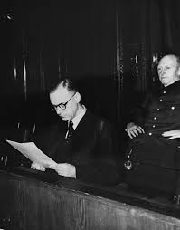 washington u s finds long lost diary of top nazi leader hitler alfred rosenberg l the former chief nazi party ideologist reuters charles