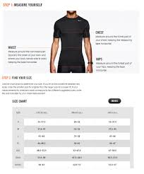 Nike Tee Size Chart 20 Efficient Nike Dri Fit Shirt Sizing Chart
