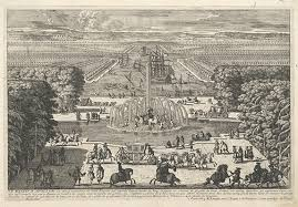 from to gardens in the court of louis xiv and after  le bassin dapollon the fountain of apollo versailles