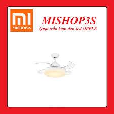 Quạt trần kèm đèn led trần Xiaomi Opple