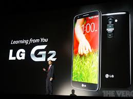 ill-conceived LG G2 promotional event ...