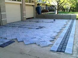 patio pavers cost how much does it cost to have installed blue ridge landscaping mi installing patio pavers cost