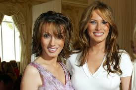 Melania Trump has a close friend in NYC her trusted sister New.