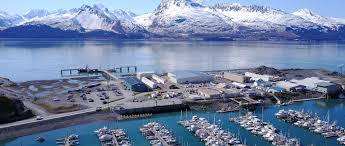 Valdez Alaska Tide Chart The Port Of Valdez Open And Ice Free Business View Magazine