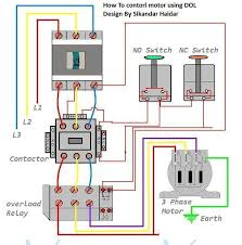 magnetic contactor wiring diagram motherwill com 3 phase contactor wiring diagram start stop new beautiful magnetic contemporary electrical 11