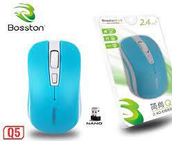Chuột không dây Bosston Q5 1000DPI