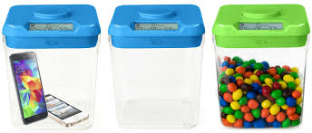 Food Storage Times Ksafe By Kitchen Safe The Time Lock Safe