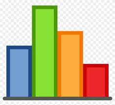 Jpg Black And White Library Chart Clipart Block Graph Bar
