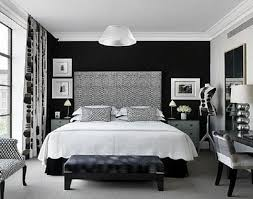 Nice Color Painting Accent Walls : Black And White Bedroom Accent Wall Paint  Ideas