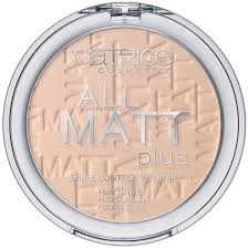 CATRICE <b>Пудра</b> компактная All <b>Matt</b> Plus Shine Control <b>Powder</b> ...