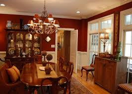 red dining room color ideas. Catchy Red Dining Room Color Ideas With Paint Wall Gold Ceiling