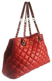 Kate Spade Red Leather Large Gold Coast Maryanne Quilted Shoulder ... & Kate Spade Quilted Maryanne Chain Shoulder Bag. 123456789 Adamdwight.com