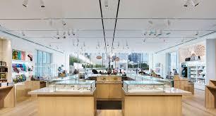 modern retail furniture. Art Institute Of Chicago, Main Store, Modern Wing Retail Furniture