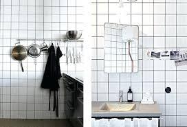 large white square bathroom tiles coloured grout tile designs