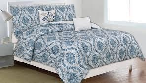 solid light blue comforter stripe ruched light down pintuck ye gray cal blue bedding dark full