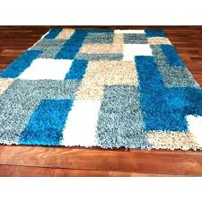 turquoise white rug blue and striped area rugs beige modern blocks gy r turquoise black and white rug
