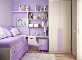 Purple Teenage Bedrooms Small Room Design Teenage Girls Bedroom Ideas For Small Rooms